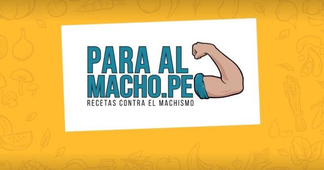 Logo ParaAlMacho